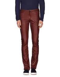 Trussardi Trousers Casual Trousers Men Cocoa
