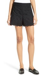 Kate Spade Women's New York Eyelet Embroidered Shorts