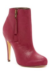 Michael Antonio Fanx Heeled Bootie Red