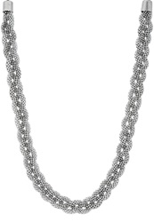 Anna Field Necklace Silver