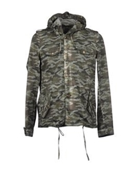 Imperial Star Imperial Jackets Military Green