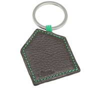 Vitra Hella Jongerius 2015 House Key Ring Brown