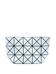 Issey Miyake Prism Frost Cosmetics Pouch Light Blue