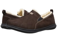Spenco Supreme Slipper Chocolate Men's Slippers Brown