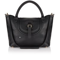 Meli Melo Meli Melo Thela Halo Medium Tote Bag Black