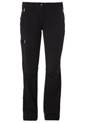 Vaude Strathona Trousers Black