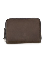 Mismo Zip Around Wallet Grey