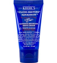 Kiehl's White Eagle Brushless Shave Cream 75Ml