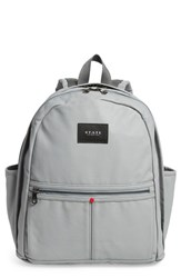 State Bags Greenpoint Kent Backpack Grey Frost Grey