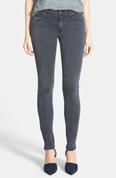 James Jeans 'Twiggy' Five Pocket Leggings Slate Dark Grey
