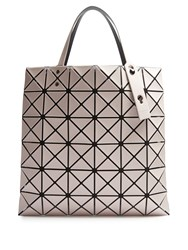 Issey Miyake Lucent Frost Tote Light Pink