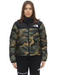 The North Face 1996 Retro Nuptse Down Jacket Camouflage