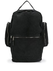 Giorgio Brato Zipped Pocket Backpack 60