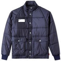 Wtaps Motor Jacket Blue