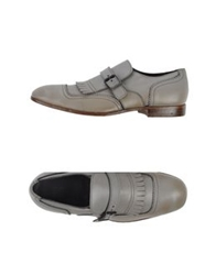 Moma Moccasins Light Grey