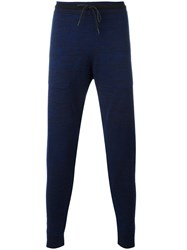 Nike Technical Knit Track Pants Blue