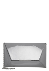 Buffalo Clutch Patent Grey
