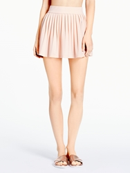 Kate Spade Georgica Beach Pleated Cover Up Blush