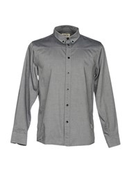 Wemoto Shirts Grey
