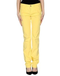 Murphy And Nye Casual Pants Yellow