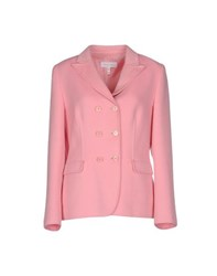 Escada Suits And Jackets Blazers Women Pink