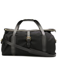 Mismo Large Holdall Bag Black