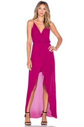 Rory Beca Maid By Yifat Oren X Revolve Jones Gown Pink