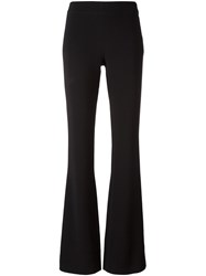 Gianluca Capannolo Flared Trousers Black