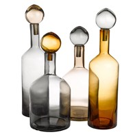 Pols Potten Bubbles And Bottles Set Of 4 Neutral