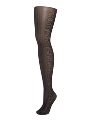 Linea Kaila 60 Den Tights Black