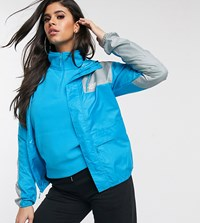 The North Face 1985 Seasonal Mountain Jacket In Blue Exclusive At Asos