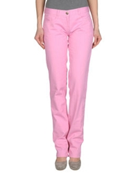 Les Prairies De Paris Casual Pants Pink