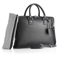 Mark Giusti Milano Essential Laptop Bag Black