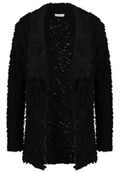 Jdyfurry Cardigan Black