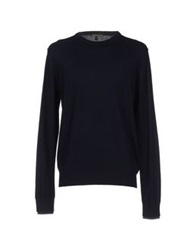 Gallery Sweaters Dark Blue