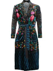 Pierre Louis Mascia Long Robe Blue