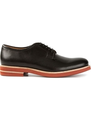 Giorgio Armani Derbies Black