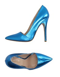 Space Style Concept Footwear Courts Women Azure