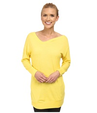 Black Diamond Fine Jade Tunic Citrine Women's Blouse Yellow