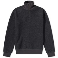 Harmony Sergio Half Zip Sweat Grey
