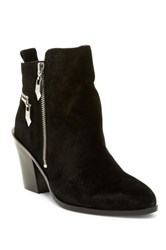 Fergie Bianca Zip Boot Black