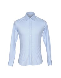 Havana And Co Co. Shirts Sky Blue