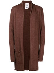 Lost And Found Rooms Cardigan Brown