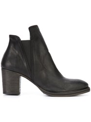 The Last Conspiracy Mid Ankle Boots Women Leather 41 Black