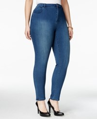 Nanette By Nanette Lepore Plus Size Gramercy Cropped Jeans Only At Macy's Nippon