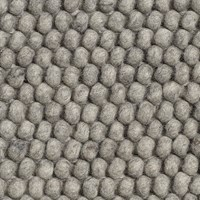 Hay Peas Rug Medium Grey 140X200cm
