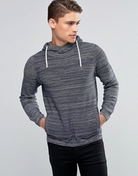Esprit Hooded Jumper Navy