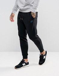 New Balance Essential Joggers In Black Mp73544_Bk