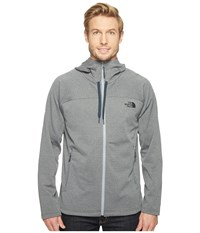 The North Face Needit Hoodie Tnf Medium Grey Heather Men's Sweatshirt Gray
