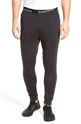 Smartwool Men's 250 Merino Wool Jogger Pants Charcoal
